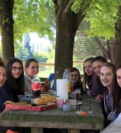 repas avec les jeunes