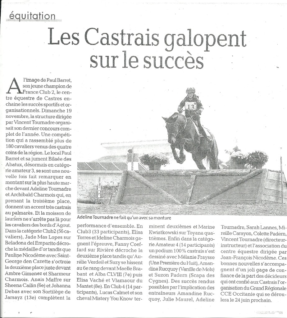 article cce du 19 nov
