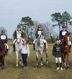 l'équipe de CCE amateur à Tartas